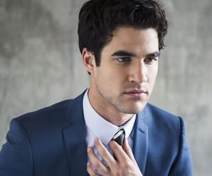handsome and darren criss image