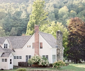 house, architecture, and nature image