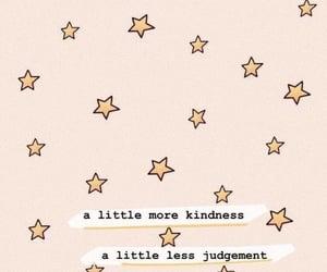 kindness and stars image