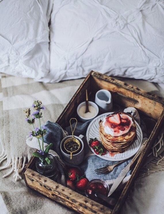 article, bacon, and breakfast image