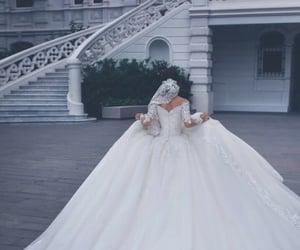 beautiful, belgium, and bride image