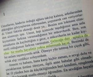 book, sözler, and deli image