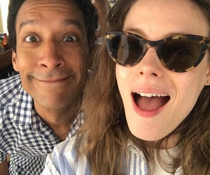 gillian jacobs and danny pudi image