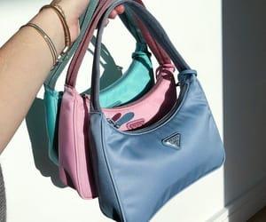 bag, Prada, and accessories image