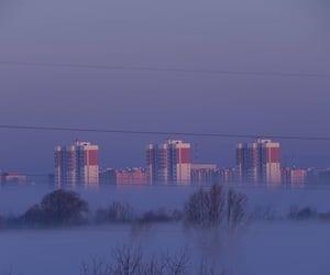 belarus, europe, and fog image