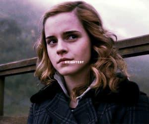 emma watson, gif, and hermione granger image