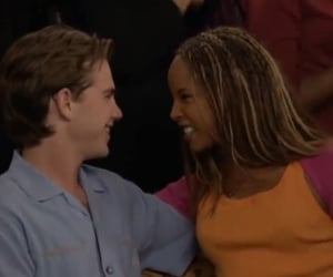 boy meets world, couple, and interracial image
