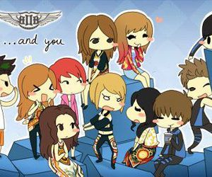 4minute, b2st, and g.na image