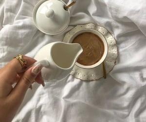 blankets, caffeine, and coffee image