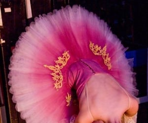 ballerina, ballet, and blonde image
