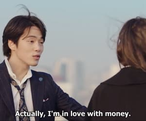 drama, korean, and money image