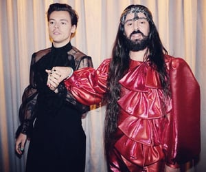 Harry Styles and alessandro image