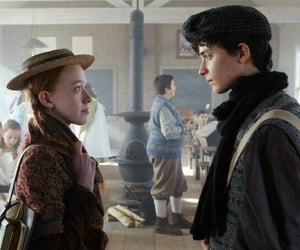 #annewithane, #couple, #love, #gilbert, #anne, #greengables