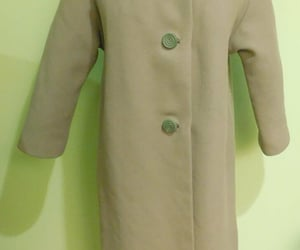 etsy, green coat, and greenvintage image