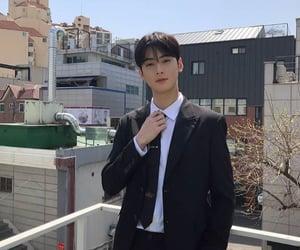 idols, eunwoo, and kpop image