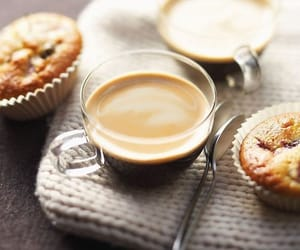 coffee and muffin image
