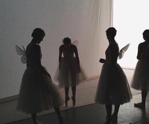aesthetic, ballet, and fairy image