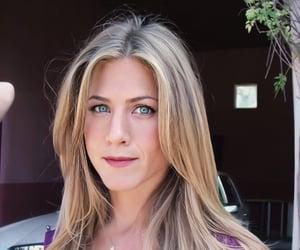 Jennifer Aniston, friends, and rachel green image