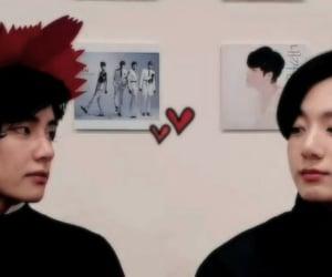 kpop, hoseok, and namjoon image
