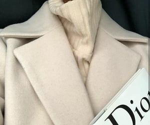 dior, magazine, and paris image