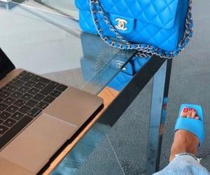 apple, chanel, and bag image