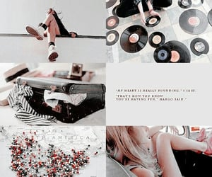 aesthetic, paper towns, and john green image