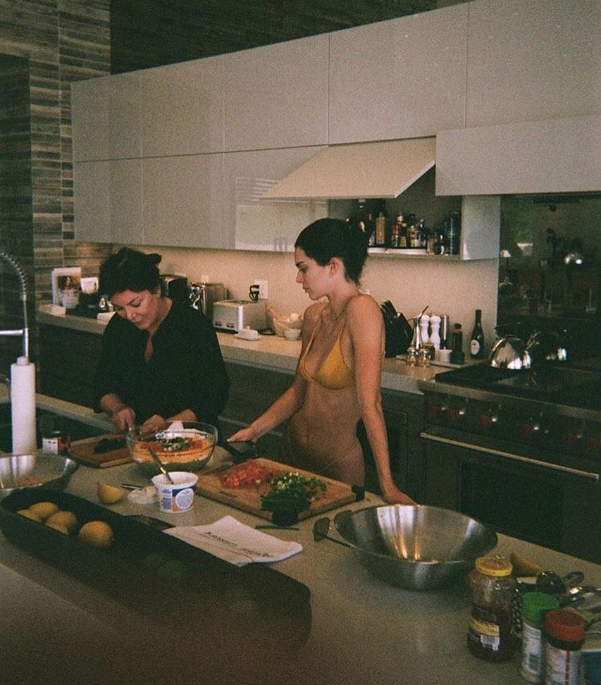 activities, celebrities, and cooking image