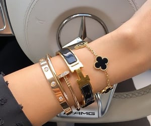 accessories, bijoux, and bracelets image