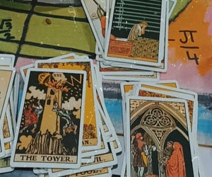 alternative, indie, and tarot image