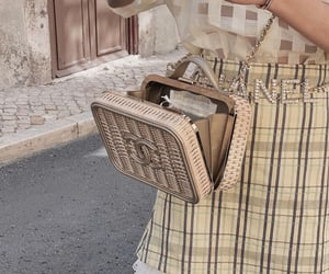 bag, chanel, and accessories image