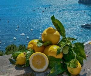 freedom, lemon, and ocean image