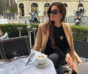 coffee, girl, and luxury image