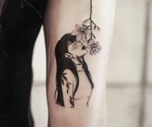 tattoo, art, and beautiful image