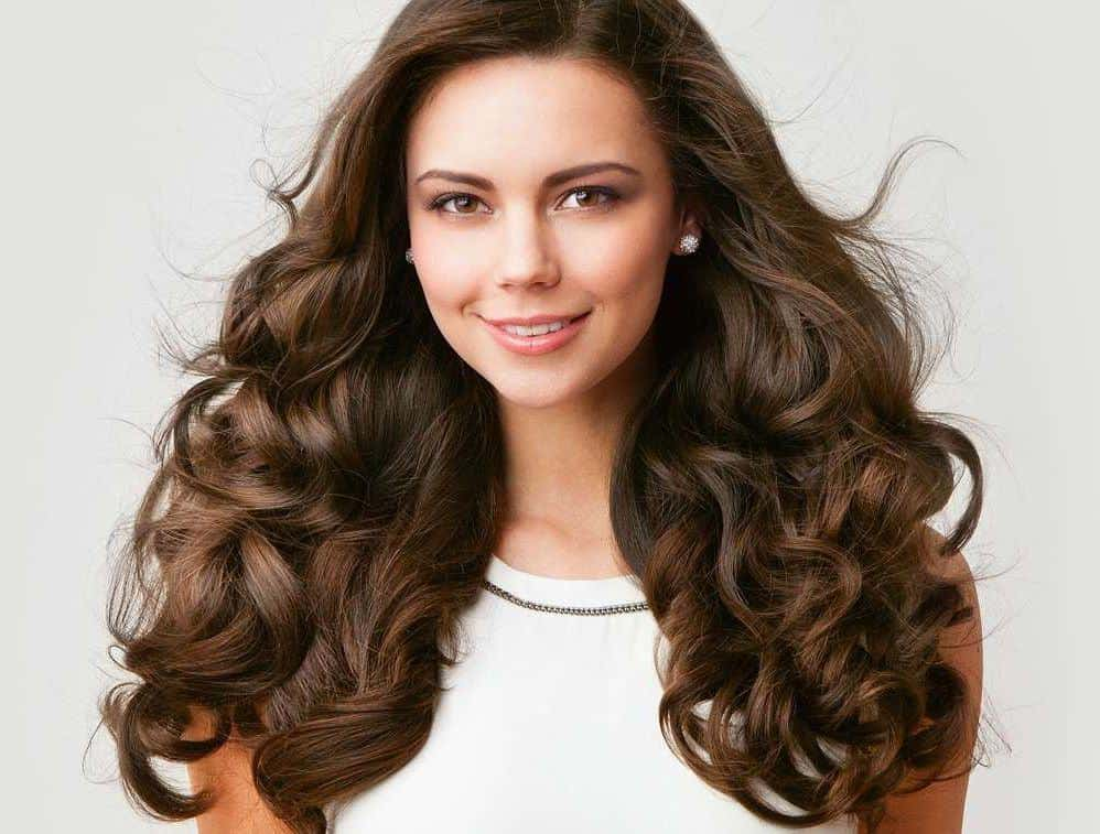 how to grow thicker hair and how to get thicker hair image
