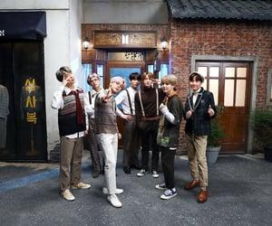 army, yoongi, and jhope image