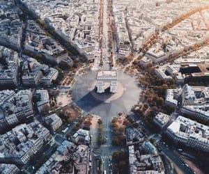 paris, france, and places image