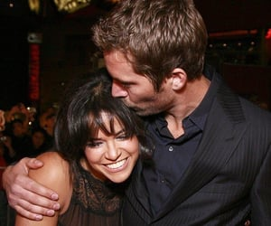 michelle rodriguez, paul walker, and fast and furious image