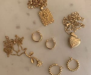 jewelry, necklace, and ring image