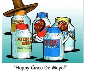 mayo, celebration, and cinco de mayo image