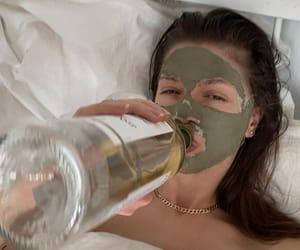 alternative, beauty, and drinking image