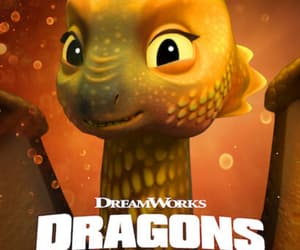 animation, new movie, and golden dragon image