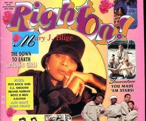 90s and magazine image