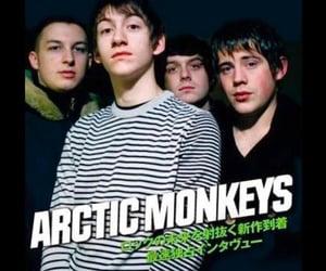 alex turner, arctic monkeys, and jamie cook image