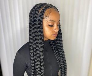 braids, box braids, and pop smoke braids image