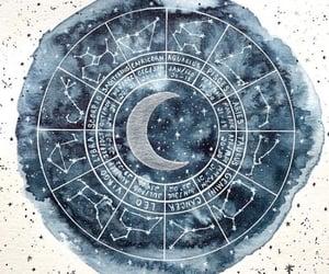 aquarius, virgo, and zodiac image