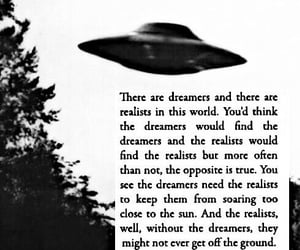 dreamer, mulder, and quote image