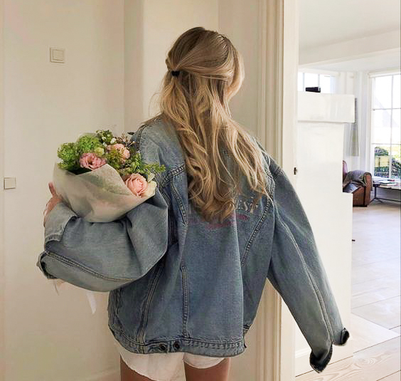 aesthetic, article, and flowers image