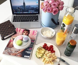 beautiful, photography, and завтрак image