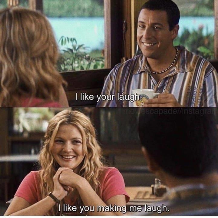 50 first dates, movie, and quotes image