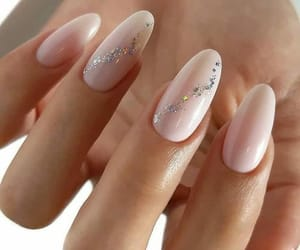 beige, nail polish, and classy image